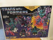 1988 SEACONS PIRANACON GIFTSET G1 Transformers UNUSED AFA
