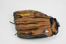 """Wilson A730 Baseball Glove Made with ecco Leather 12.5"""" Left Hand Mitt"""