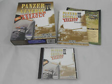 Panzer General IV 4 Western Assault PC CD-ROM Windows 95 98 Big Box Euro OVP SSI