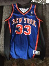 Champion New York Knicks Patrick Ewing NBA Vest