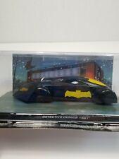 Batman Automobilia Batmobile Detective Comics #591 Eaglemoss Die Cast Car New