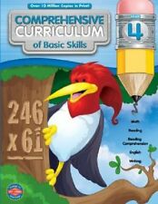 Comprehensive Curriculum of Basic Skills Workbook - 4th Grade