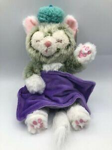The Disney Bear Gelatoni Duffy Sweet Dreams Sleeping Plush Stuffed Toy Animal