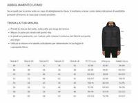 GIACCA GEOX DERECK M9425D uomo giubbino giubbotto cappotto imbottito piumino