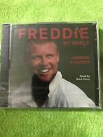 Freddie Flintoff - My World CD NEW SEALED