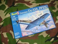 Revell Dornier Do355 1/48 scale PFEIL nib kit 04686 skill level 5