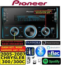05 06 07 CHRYSLER 300 PIONEER BLUETOOTH USB AUX BT AM/FM CAR Radio Stereo