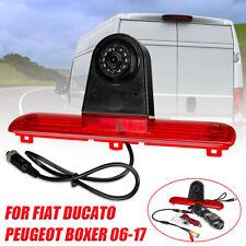 Caméra de Recul Feux freinage arrière pour Fiat Ducato/Peugeot Boxer 2006-2017