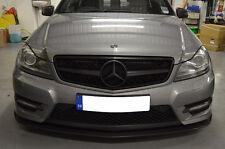 Mercedes W204 C Class C180 C200 C250 C350 C63 Sport grille grill AMG Style Black