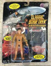 New Classic Star Trek Movie Series LIEUTENANT SULU w/ Galatic Accessories