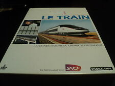 """COF 2 DVD NEUF """"IL ETAIT UNE FOIS LE TRAIN - HISTOIRE DU CHEMIN DE FER FRANCAIS"""""""