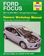 Ford Focus Service & Repair Manuals