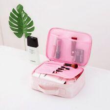 Women Flamingo Cosmetic Bag Makeup Case Box Pouch Toiletry Organizer Travel Best
