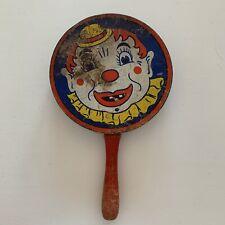 Vintage Kirchhof Noise Maker Clown Newark N.J. Made In USA