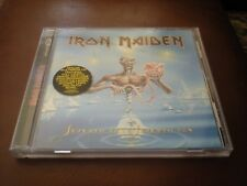 CD 8 TITRES IRON MAIDEN SEVENTH SON OF A SEVENTH SON EMI REMASTER 1998 UK4968640