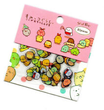 San-x Sumikko Gurashi Sticker Sack sticker kawaii Pack flakes Japan Seal Bits