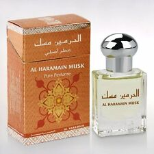 Musk by Al Haramain( original products)  White Musk and Perfume Oil/Attar/Ittar