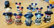 "DISNEY Vinylmation 3"" Park Set 1 of 12 w/ Chaser Captain Barbosa Jack Sparrow"