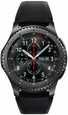 NEW Samsung Gear S3 Frontier 46mm Smartwatch Bluetooth Built-in Speaker GPS Gray
