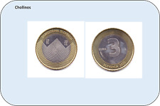 3 EUROS AÑO 2011 ESLOVENIA    ( MB11536 )