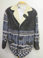 Unbranded Hip Length Button Coats & Jackets for Men