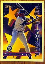 1996 Topps Ken Griffey Seattle Mariners #230 Baseball Card