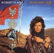 """ROBERT PLANT/LED ZEPPELIN: """"Now & Zen"""" by Robert Plant (CD 1988, Atlantic)"""