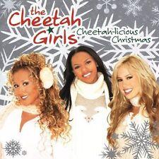 A Cheetah-licious Christmas by The Cheetah Girls (CD, Oct-2005, Walt Disney)