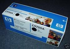 NEW HP Black print cartridge C9700A for LaserJetSeries