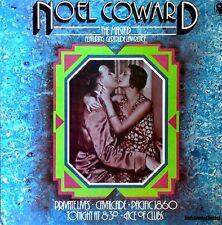 NOEL COWARD - THE MASTER FEAT. GERTRUDE LAWRENCE - WORLD LABEL - 2 LP SET - U.K