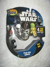 #24 AT-AT DRIVER  STAR WARS MOOSE MIGHTY BEANZ UNOPENED BEANS PACK MIB