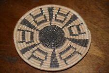 New ListingFine Small Pima Akimel O'odham Indian Basket Lovely Design Native American