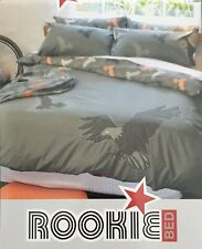 Birds of Freedom Duvet   Doona Quilt Cover Set by Rookie   Embroidered   Queen