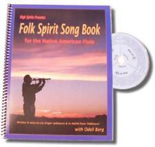 Native American Flute Song Book PLUS CD - Folk Songs