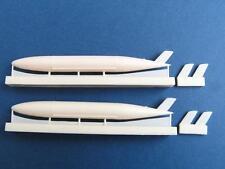 Pavla U72087 1/72 Resina Trumpeter Republic F-105D upgrade 450 gallon fuel