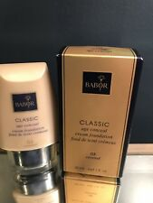 BABOR Classic Age Conceal Cream Foundation, 03 Caramel, 30 ml Brand New