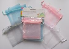 8X10cm QUALITY ORGANZA WEDDING CANDY FAVOUR GIFT BAGS JEWELLERY Pouches PK 8