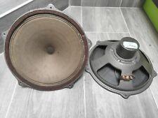 Pair of Tesla ARO 835 speakers - czech version of Klangfilm KL405