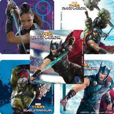 Thor Ragnarok Stickers x 5 - Thor Birthday - Avengers Birthday Party Favours