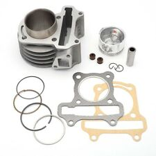 50cc to 72cc Big Bore Cylinder Barrel Kit for Chinese GY6 139QMB Scooter Baotian