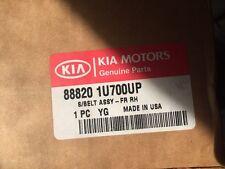 888201U700UP Kia Sorento NEW Right Seat Belt/retractor (MSRP $388.28)