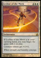 Leyline of the Meek FOIL | EX | Guildpact | Magic MTG