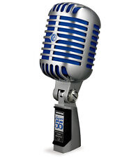 Shure SUPER55 Vocal Microphone Supercardioid Dynamic Mic Super 55