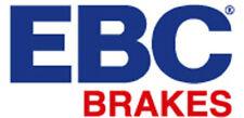 Disc Brake Rotor-Ultimax OE Style Front EBC Brake RK7348