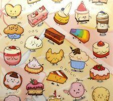 Japanese dessert stickers! Kawaii cake cookies cupcakes parfait cute food foodie