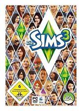 Die Sims 3 (Hauptspiel) PC DVD ROM für Mac und Windows in DVD Hülle mit Handbuch