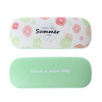 Portable Fruit Hard Eyewear Case Eye Glasses Sunglasses Protector Box Pouch Bag