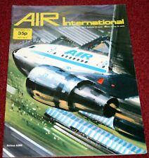 Air International 1974 September Trislander,HS146,Hawk,Tornado,Airbus A300,Fw200