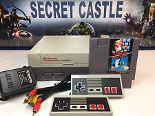 Nintendo NES System Console W/ Super Mario Bros NEW 72 PIN WARRANTY FAST SHIPING