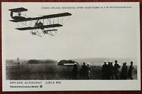 Biplane Aldershot ca. 1912  Hampshire County Library Vintage Photographic Post C